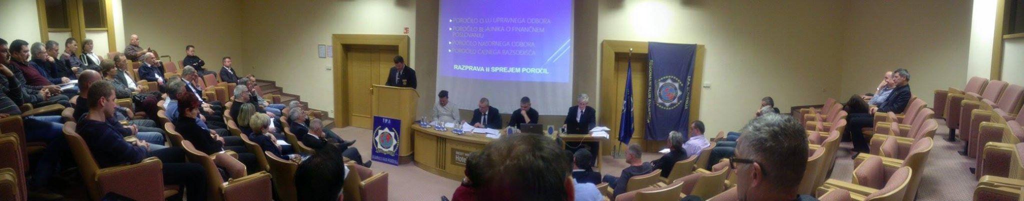 Izvolili nove člane upravnega in nadzornega odbora ter častnega razsodišča