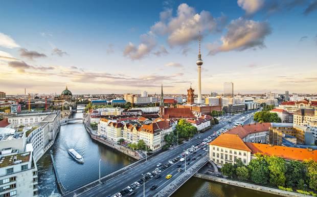 Julija v Berlin