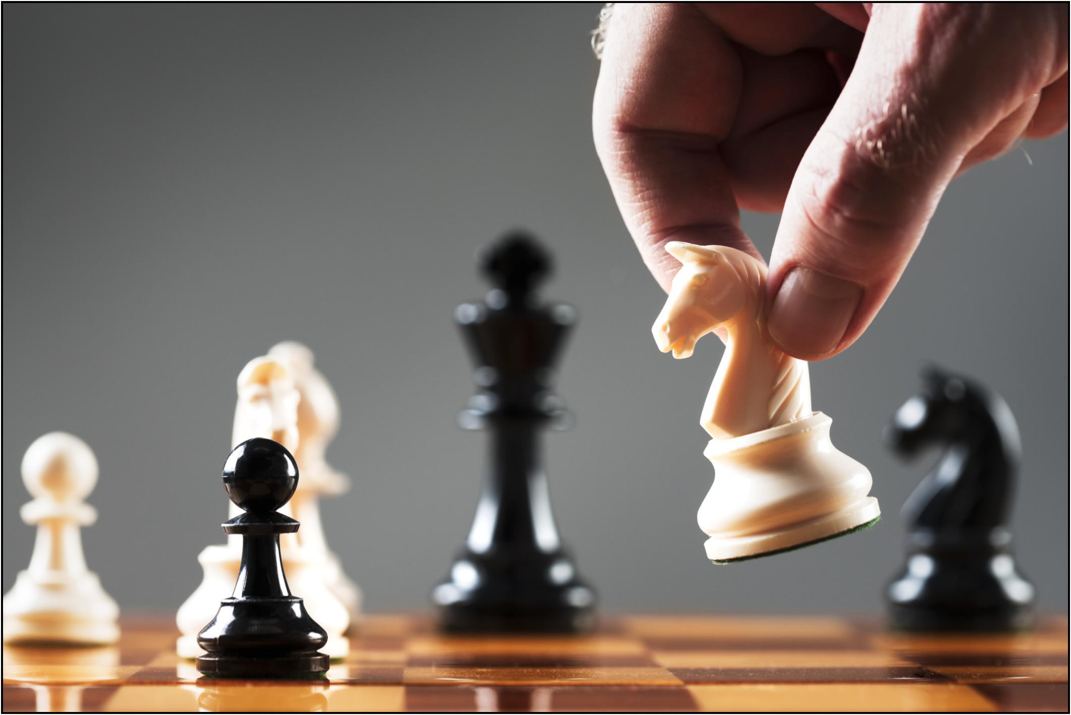 Pomerite se v šahu