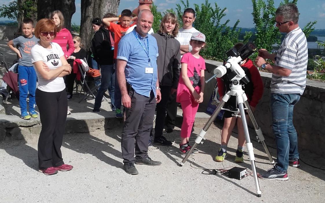 Na Gradu Ptuj več kot 450 obiskovalcev