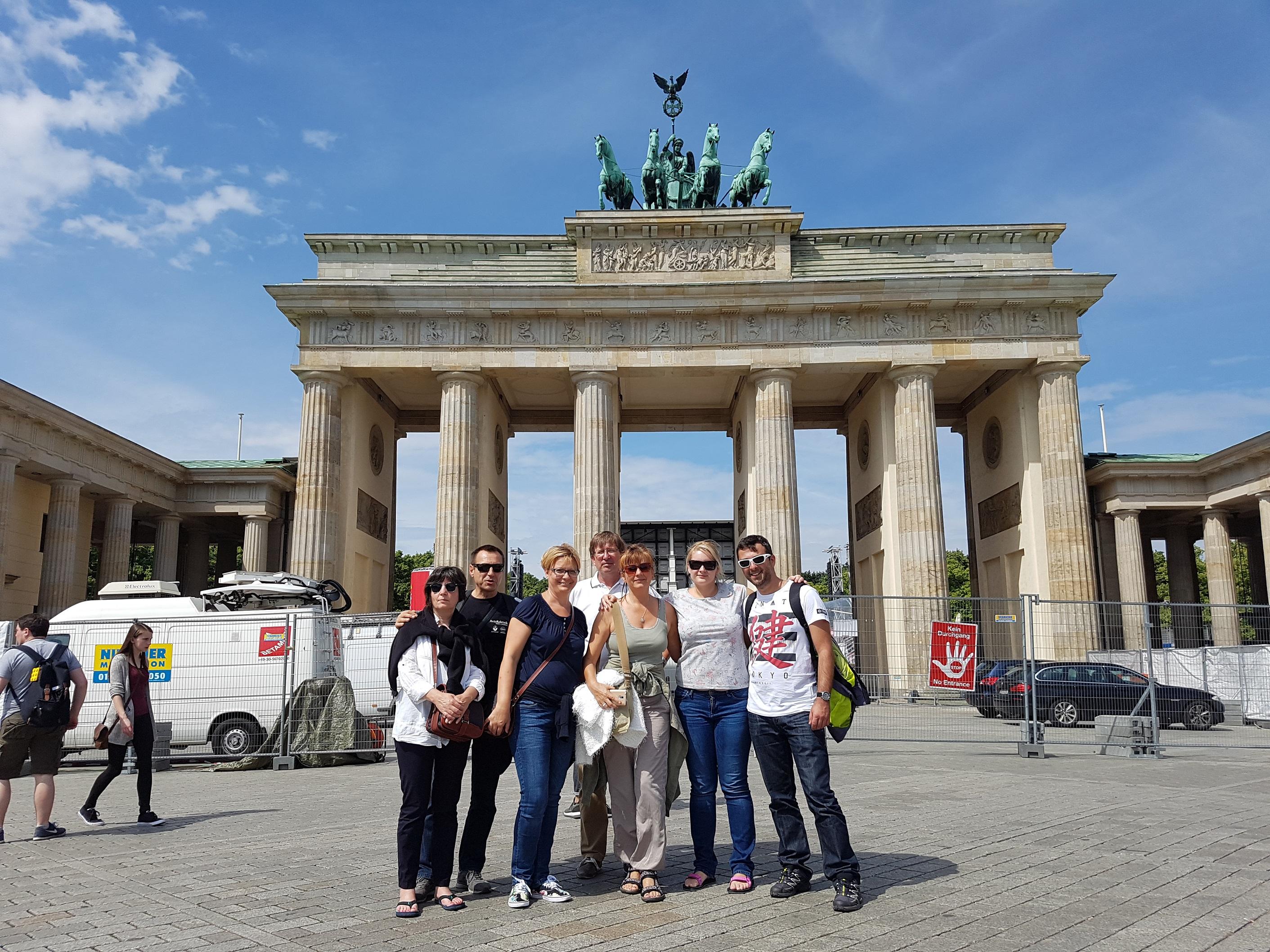Na izletu v Berlinu